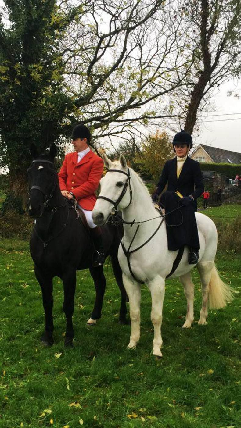 PONY TALES:  Feast of side saddle hunting coming up