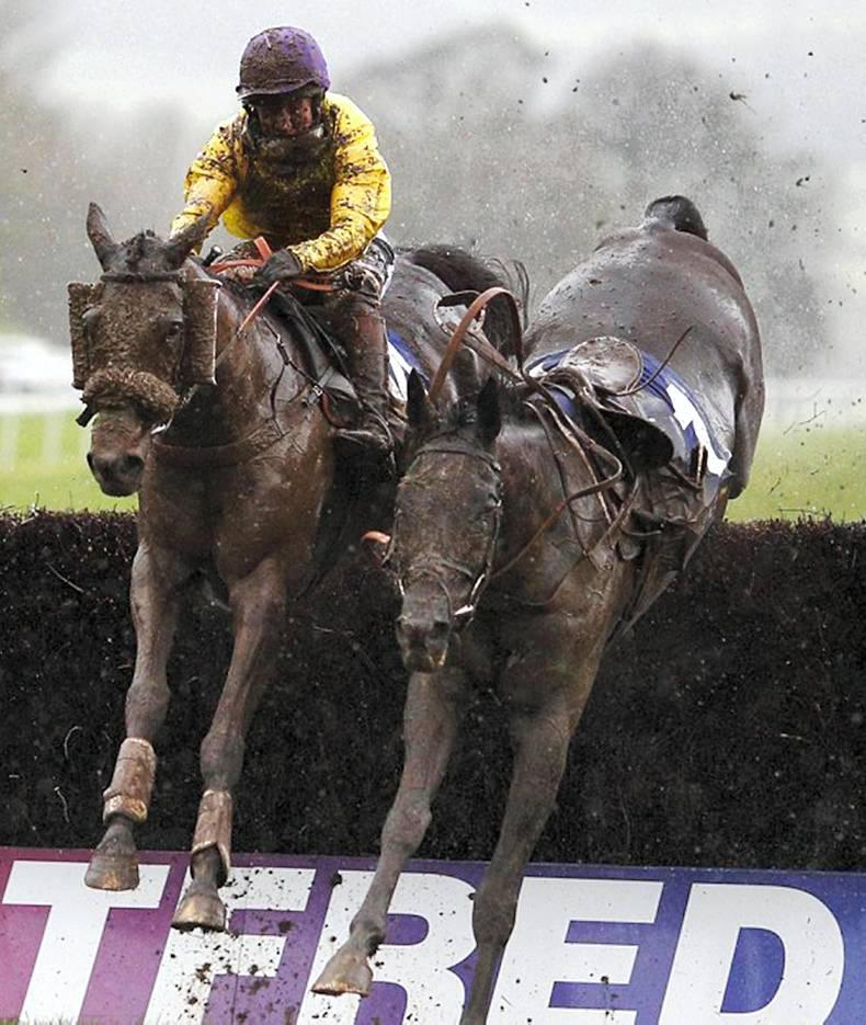 BRITAIN: Mountainous climbs to reclaim Welsh Grand National