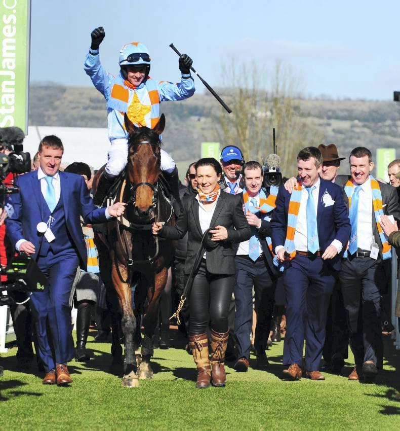 Un De Sceaux and Sprinter Sacre head Champion Chase entries