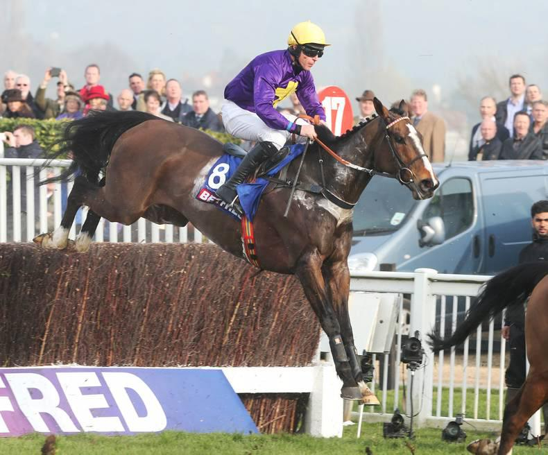 DONN McCLEAN: Irish Gold Cup challenge ebbs and flows