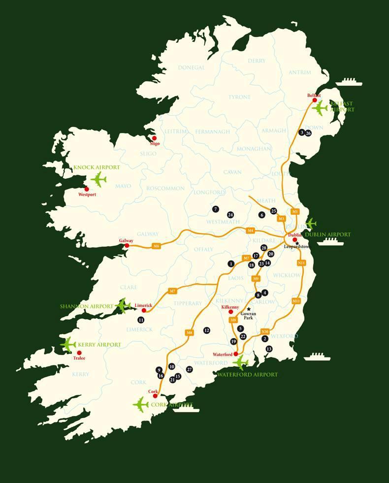 ITM IRISH STALLION TRAIL 2016