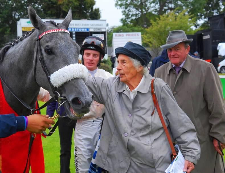 BREEDING INSIGHTS: Career blossoming for Evening Time