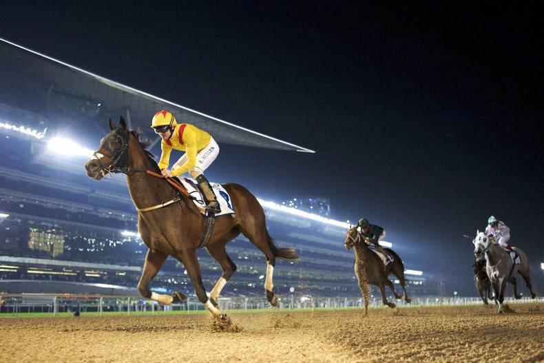 WORLD RACING: Reynaldothewizard casts a spell on Meydan