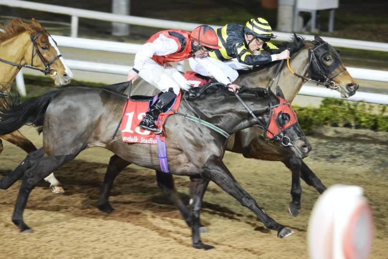 DUNDALK FRIDAY: Saga Bolton wins again