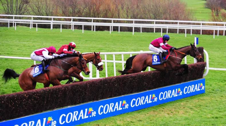 LEOPARDSTOWN SUNDAY: Clean victory for Empire Of Dirt