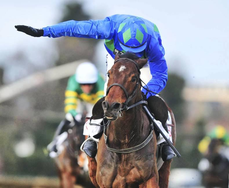 VIDEO: Leopardstown Racecourse pays tribute to Hurricane Fly