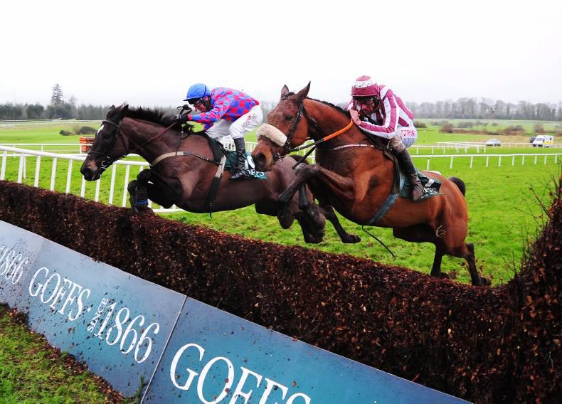 GOWRAN THURSDAY: Man of the moment steers My Murphy to victory