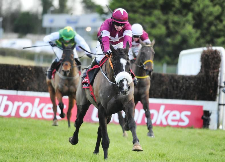 SIMON ROWLANDS: Don's the best on time for Gold Cup