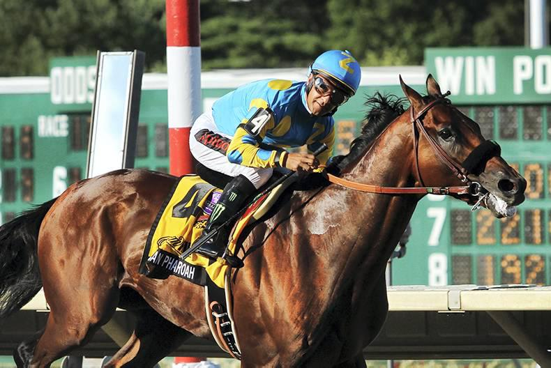 WORLD RANKINGS: American Pharoah is the World's Best Racehorse