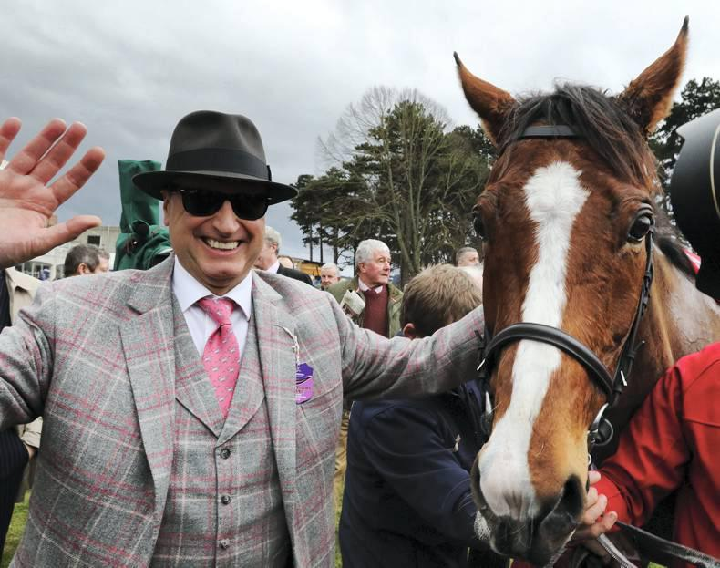 Rich Ricci is chairman of online bookmaker BetBright