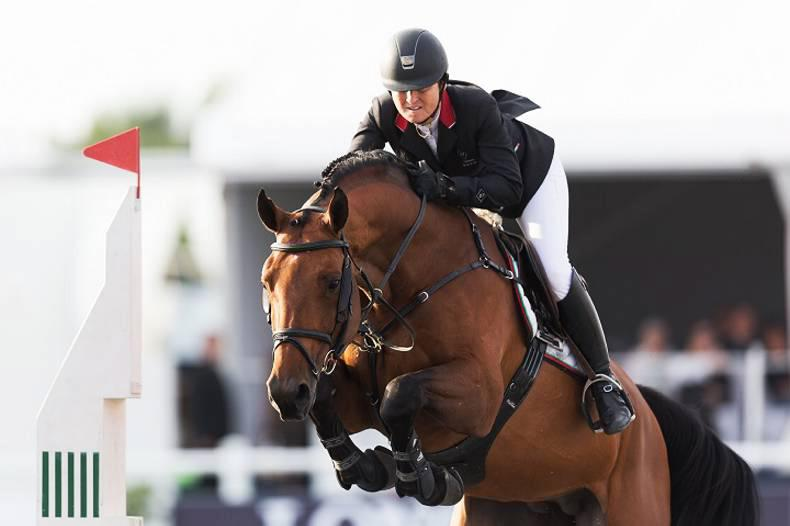 Irish pair Hughes and O'Donohue shine in the Middle East