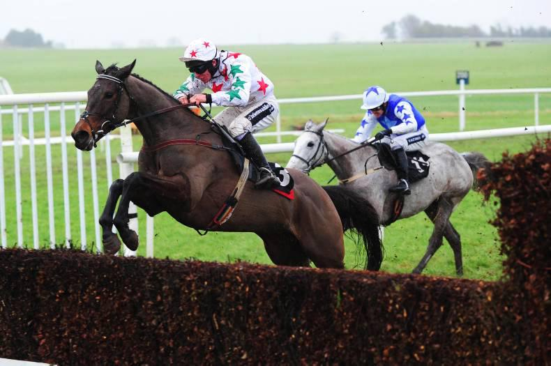 NAAS SUNDAY: Carrigmoorna Rock has to prove herself