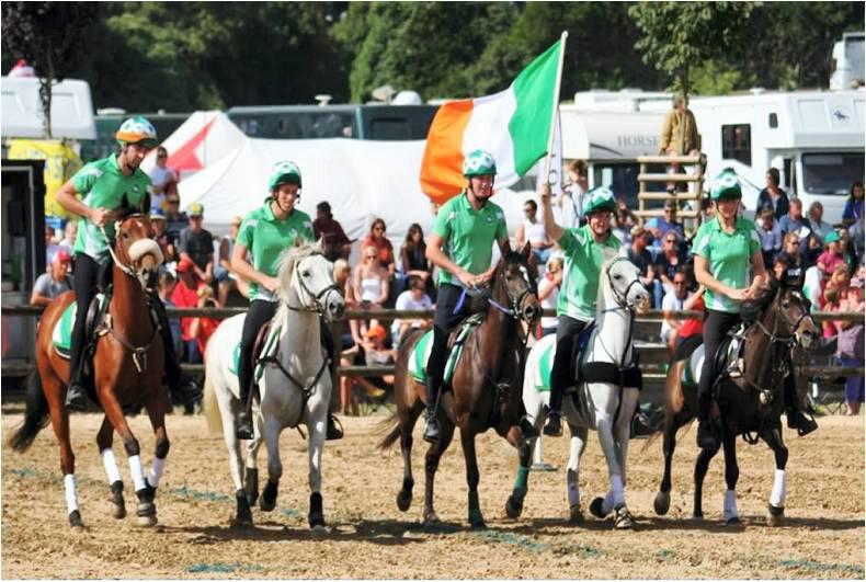 Millstreet hosting 2016 World Mounted Games