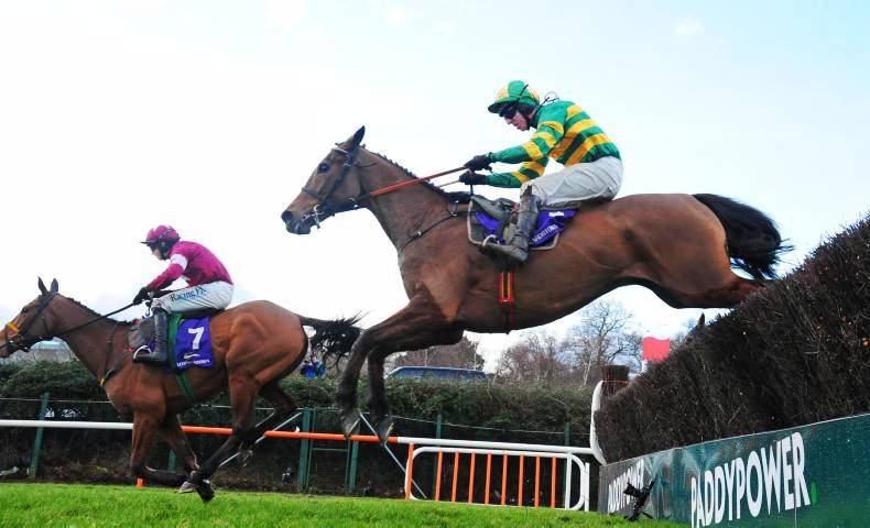 LEOPARDSTOWN SATURDAY: Carlingford Lough takes gold again