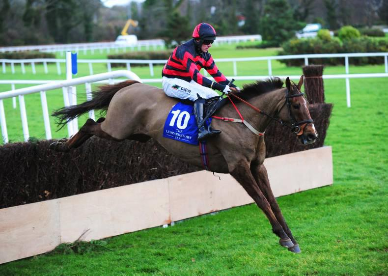 LEOPARDSTOWN SATURDAY:  Game win by You Must Know Me