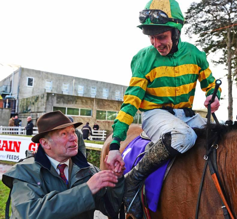 LEOPARDSTOWN ON TV: Putting the glee in Gleeson