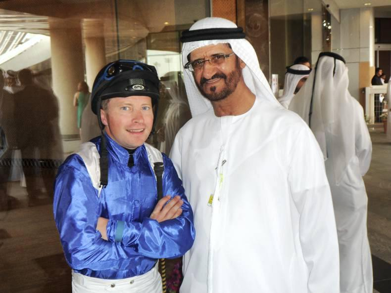 WORLD RACING: Haatheq preps well for Jebel Ali Stakes