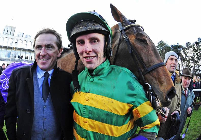 SIMON ROWLANDS: King George better form than Irish Gold Cup