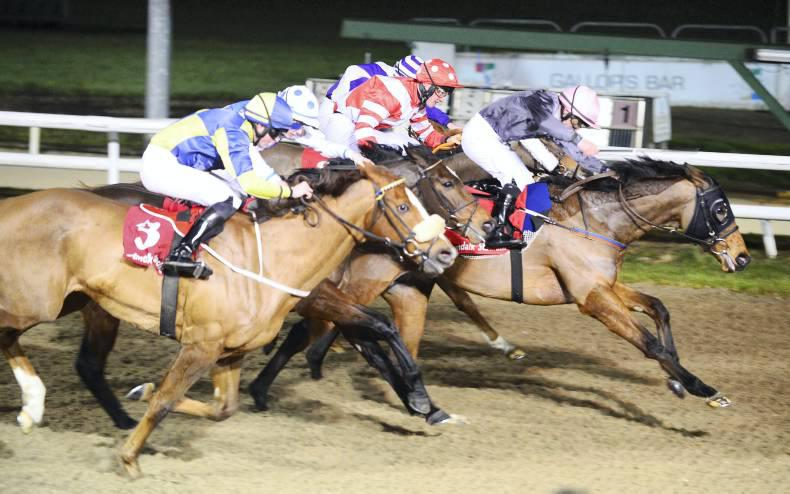 VIDEO: DUNDALK FRIDAY -  Marise strikes for Michael Cunningham