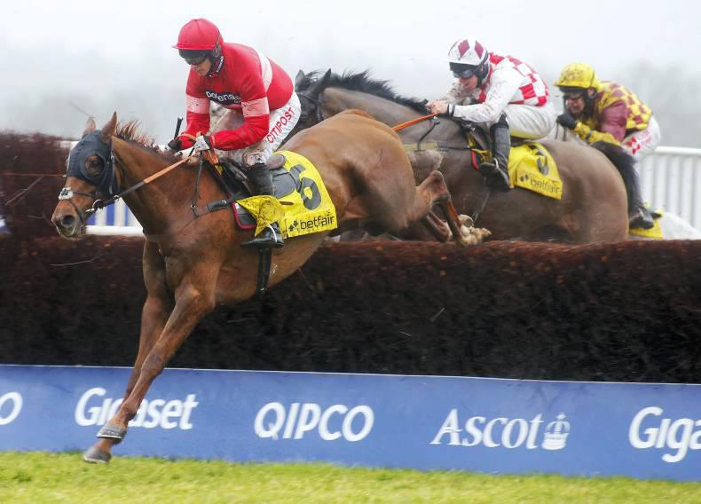 DONN MCCLEAN: Grand National watch