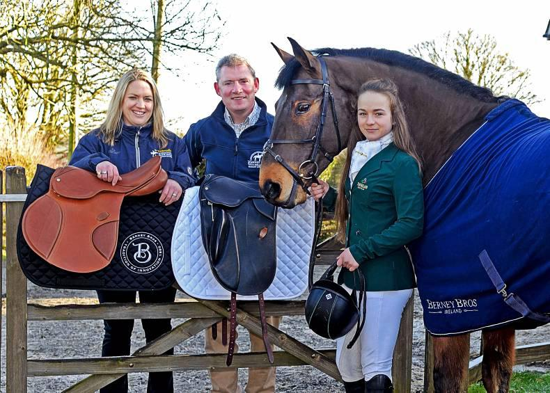 Berneys to sponsor Tattersalls pony class