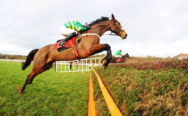 LEOPARDSTOWN SUNDAY: Dressedtothenines and ready for victory
