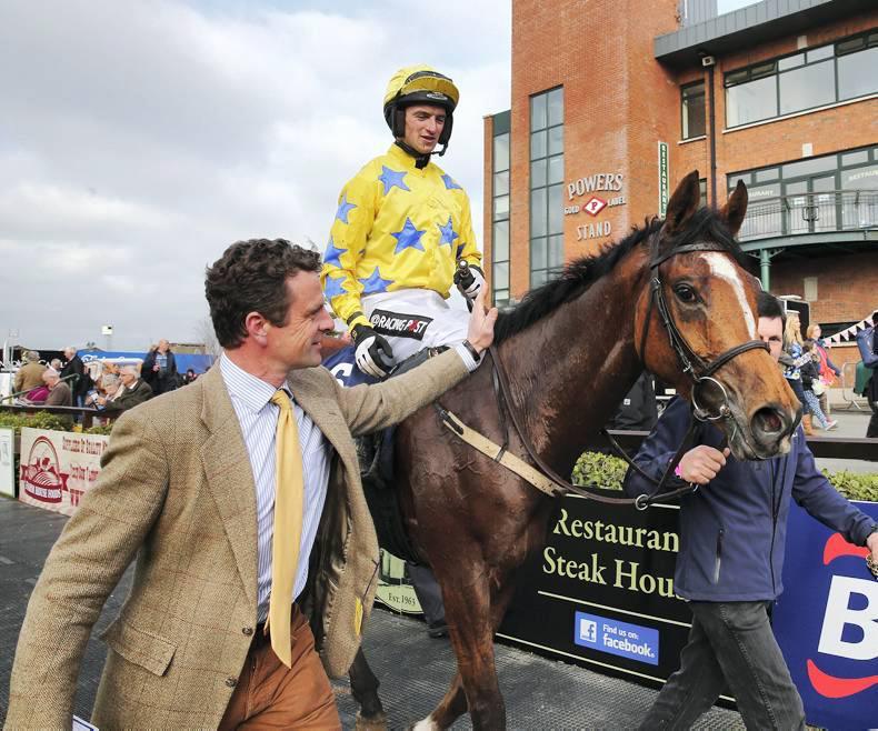 JP McManus buys Cheltenham Bumper contender Castello Sforza