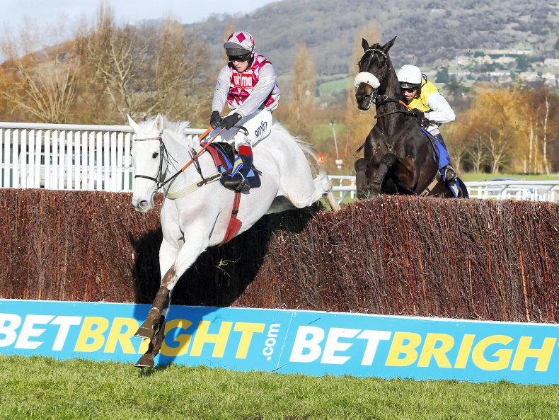 SIMON ROWLANDS: Smad Place for the Gold Cup