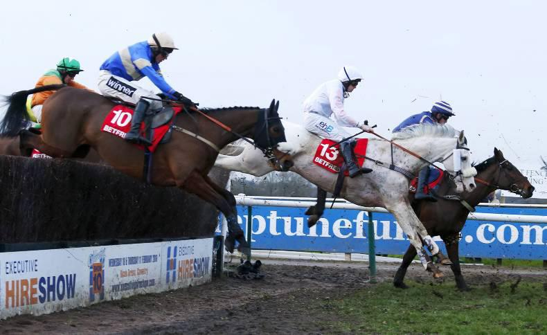 Kerry Lee hoping to see rain at Fairyhouse for Russe Blanc Irish National tilt