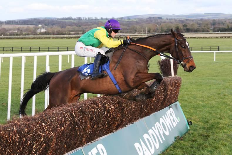 NAAS SUNDAY: Venitien De Mai going for Irish Grand National