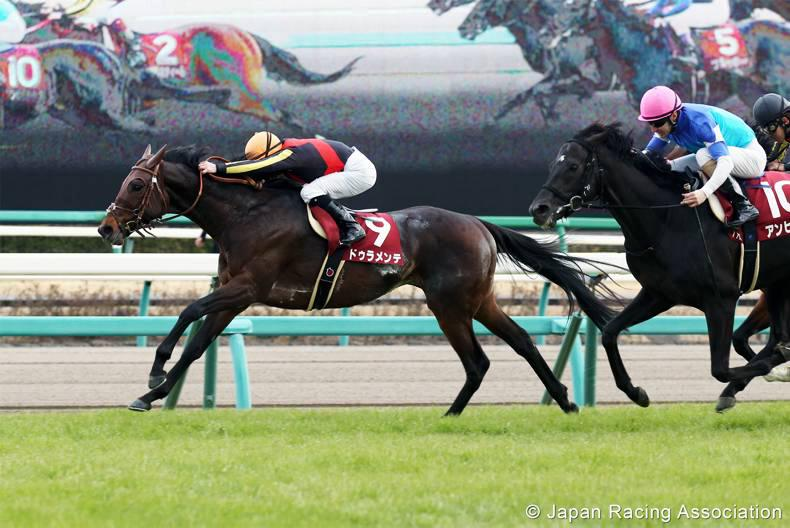 JAPAN: Duramente back to winning ways after long absence