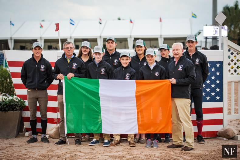 Five podium places for young riders