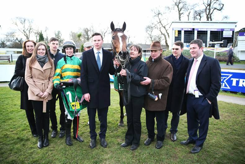 NICK NUGENT: O'Briens an example to Irish racing