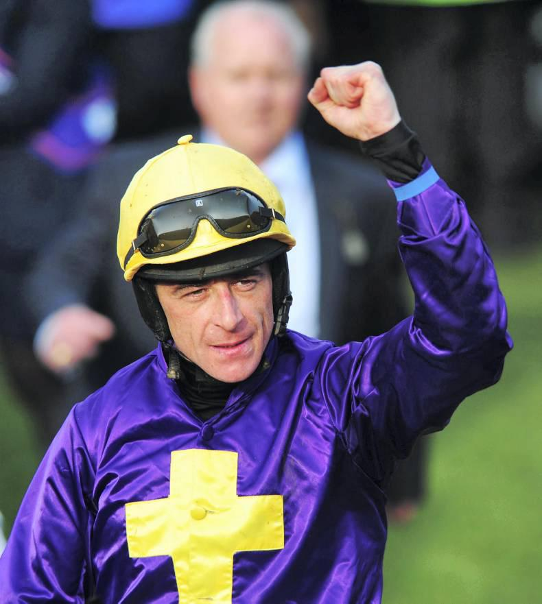 DAVY RUSSELL: Ride On