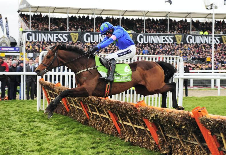 Hurricane Fly joins 'Living Legends' at Irish National Stud