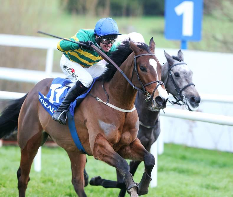Coral to sponsor at Punchestown Festival