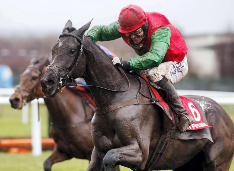 Taquin Du Seuil added to Ryanair Chase field