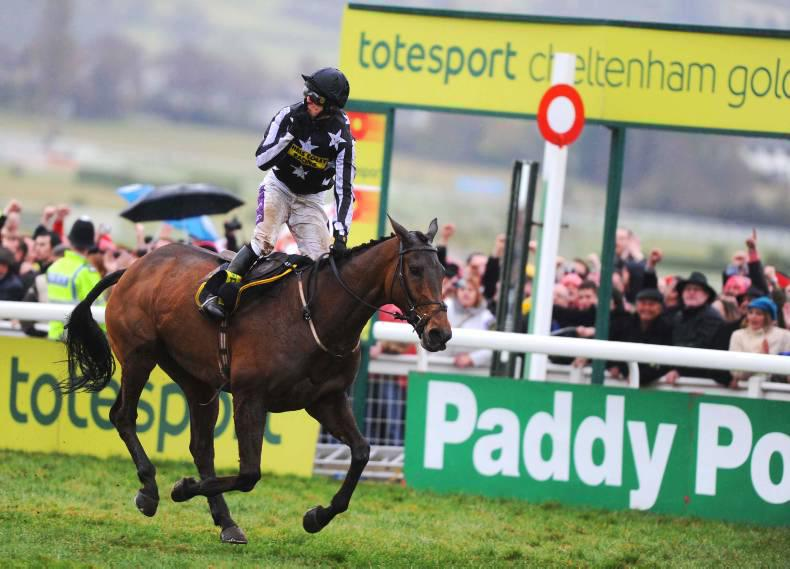 CHELTENHAM: Ready for the biggest stage of his career