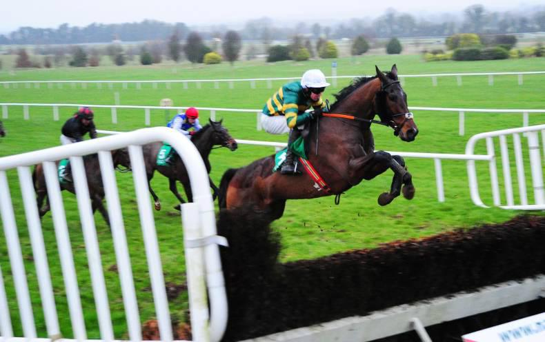 NAVAN SUNDAY: White Arm worth another chance