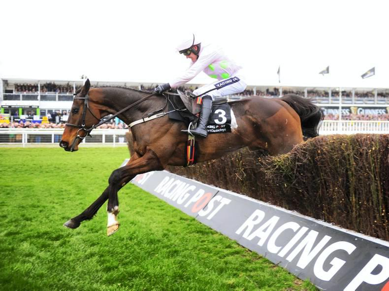 CHELTENHAM 2016:  Douvan the dark destroyer