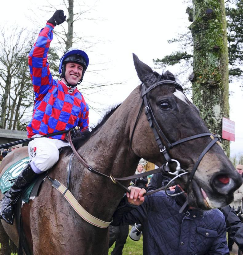 Burke excited about Murphy's National chance