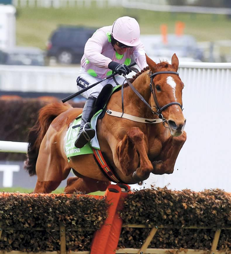 CHEMTENHAM TUESDAY: Annie Power rewrites history