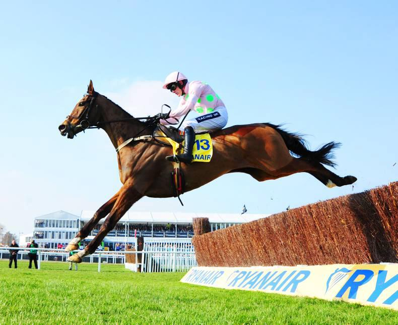 CHELTENHAM THURSDAY: Vautour the victorious