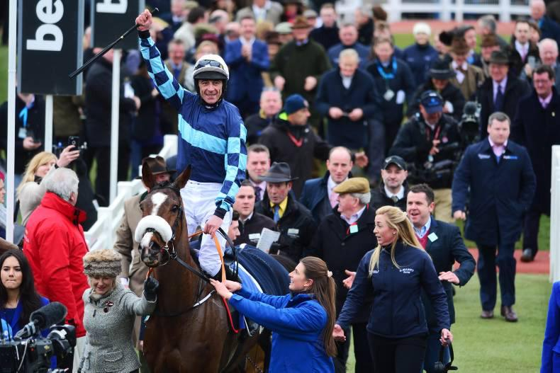 CHELTENHAM WEDNESDAY: Diamond and Davy crowned Coral Kings