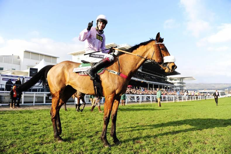 AIDAN COLEMAN: Any Currency delights for my first festival winner