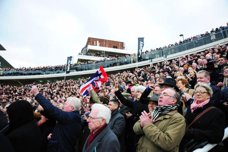 Where did the Cheltenham Festival winners come from?