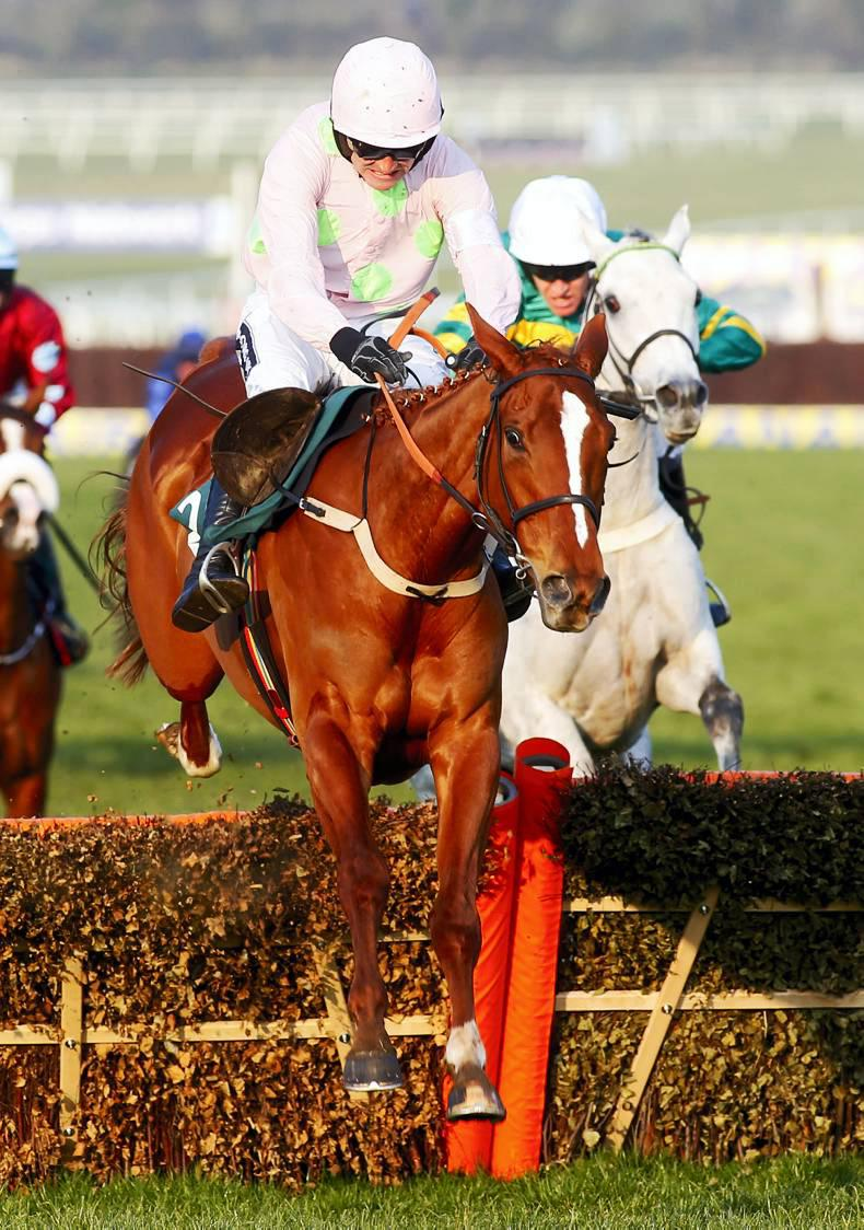 CHELTENHAM THURSDAY: Limini lights up mares hurdle
