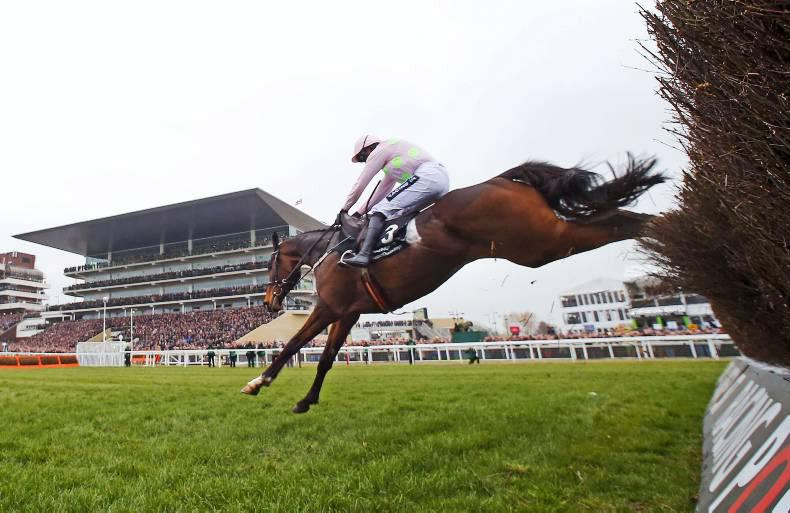 CHELTENHAM TUESDAY: Spectacular success for deadly Douvan