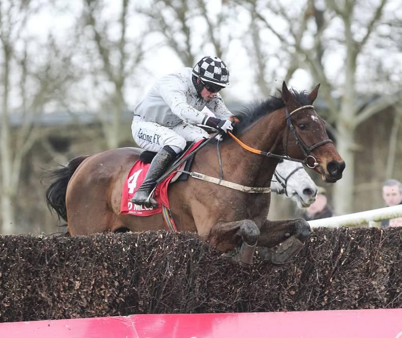 Aintree next port of call for Pat Fahy's Morning Assembly