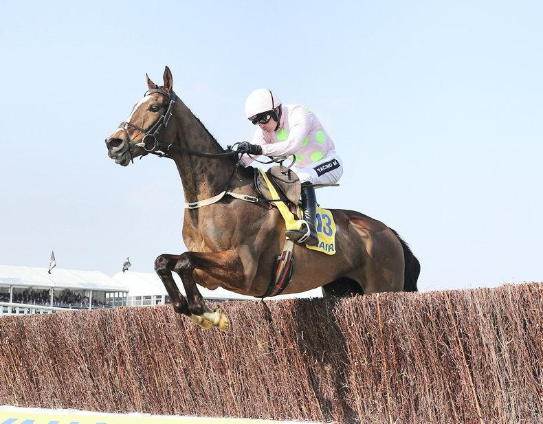 TIME WILL TELL: Vautour can put it up to Don Cossack